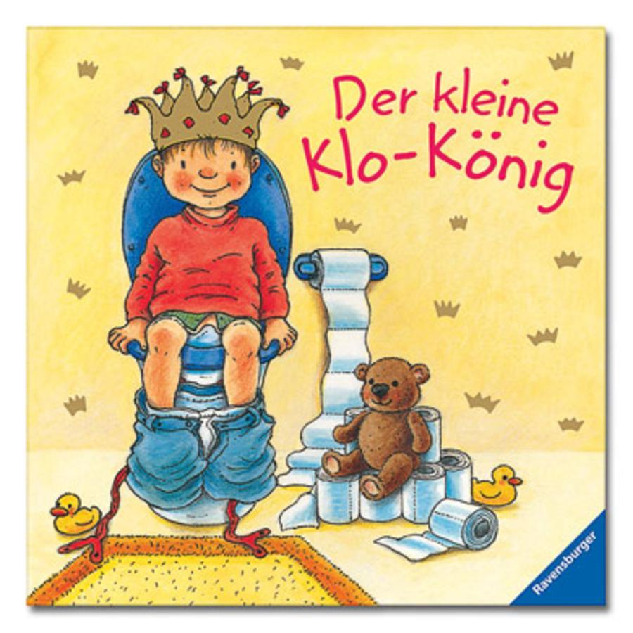 Ravensburger Papp-Bilderbücher - Der kleine Klo-König