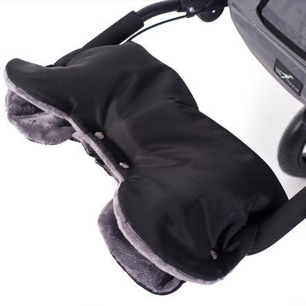 tfk Protège-mains universel, noir/gris