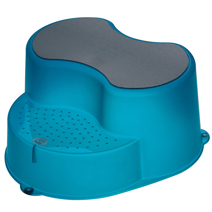 ROTHO TOP Children's Stool Translucent Blue