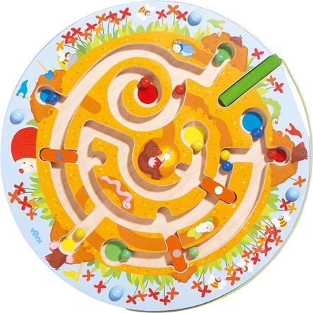 HABA Jeu magnétique - Le labyrinthe des taupes 301476