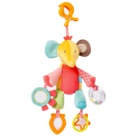 FEHN Activity-Spieltier Elefant - Safari