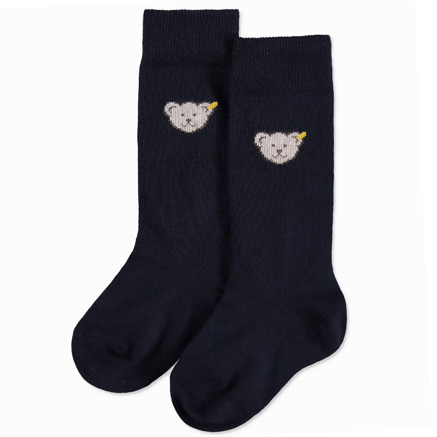 STEIFF Mini Knee Socks navy