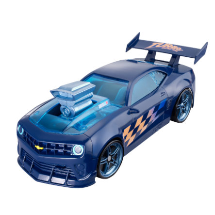 MATTEL Turbo-Racing Team Chevy Camaro Powerstarter