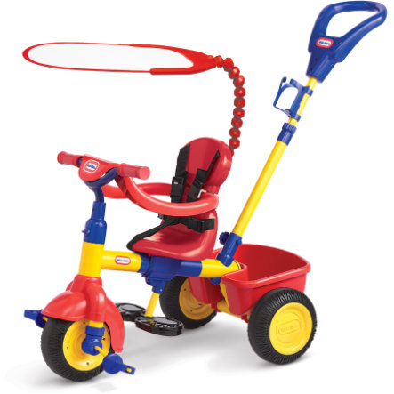 LITTLE TIKES Triciclo 4-in-1 Basic Edition - Primary