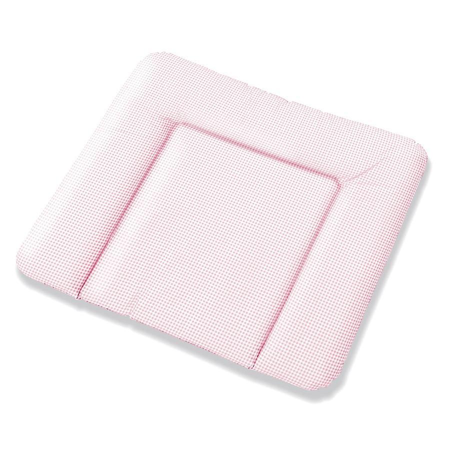 Pinolino Cambio stuoia comfort Folie Vichy -Caro rosé