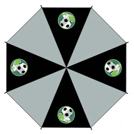 McNeill - Parapluie de poche - League