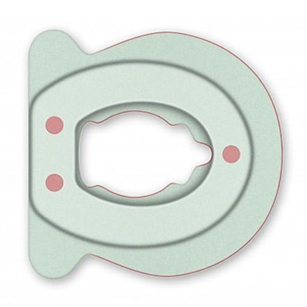 REER Lot de 3 protections jetables pour toilettes
