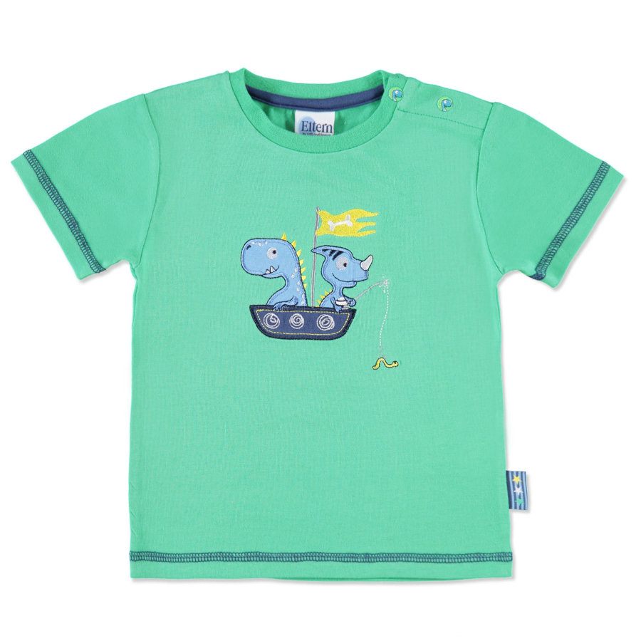 ELTERN by SALT AND PEPPER Boys Mini T-Shirt fresh green