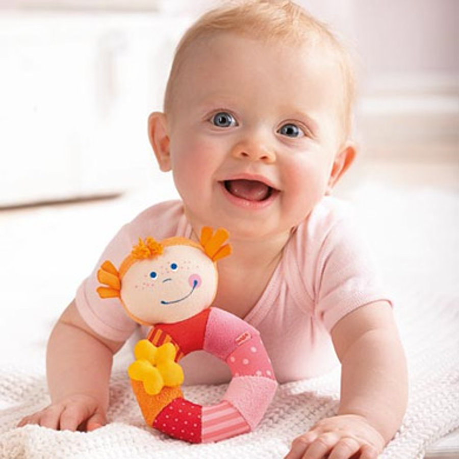 HABA Clutching toy Rosi Ringlet