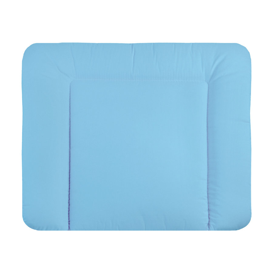 ZÖLLNER Changing Pad - Softy Fabric sugar blue