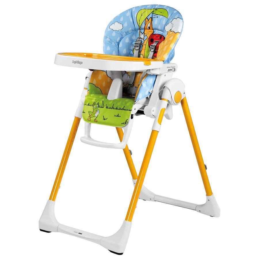 PEG-PEREGO Kinderstoel Prima Pappa Zero3 Coccinella