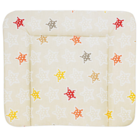 ALVI Wickelauflage Folie MOLLY Stars & Stripes beige 272-6