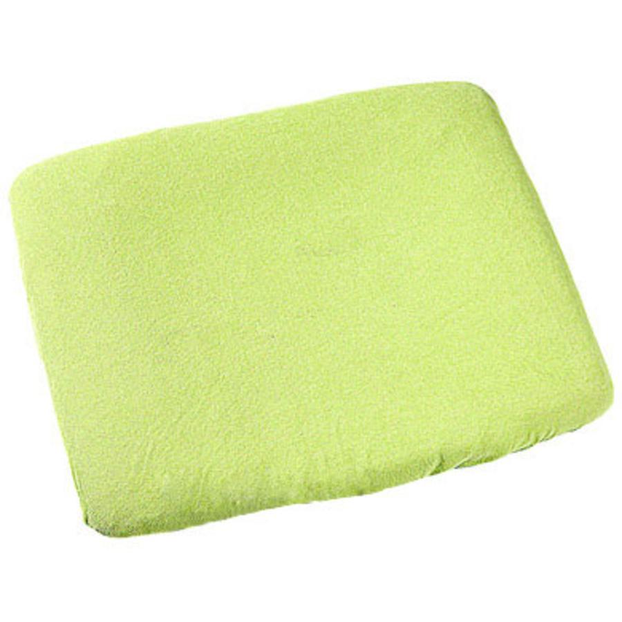 ODENWÄLDER Frotté Överdrag/klädsel för skötbädd 75x85 cm grön