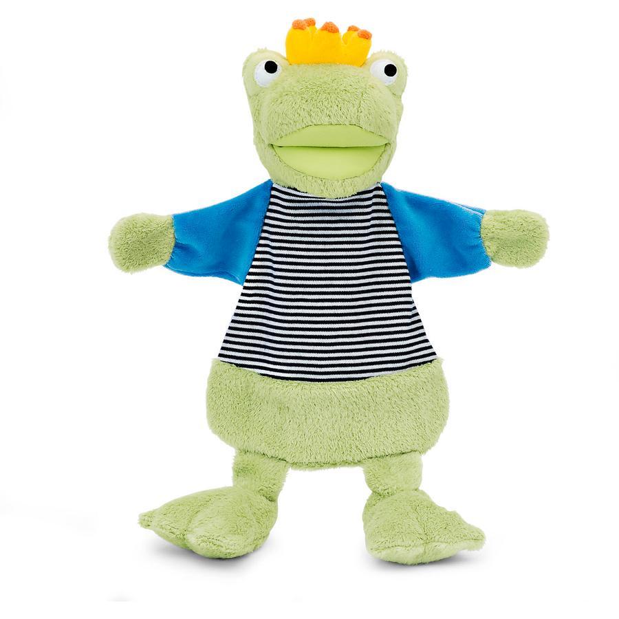 Sterntaler Handpuppe Frosch
