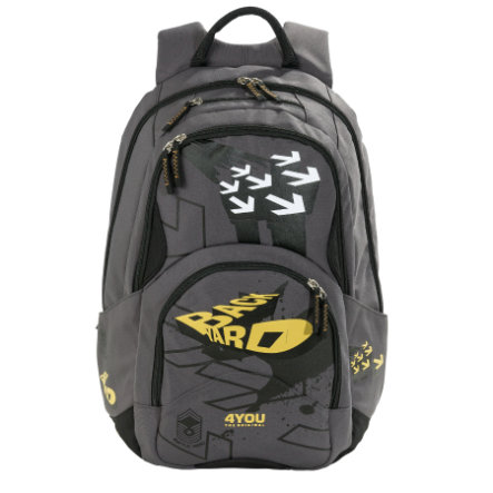 4YOU Flash RS Rucksack Flow 225-44 Backyard