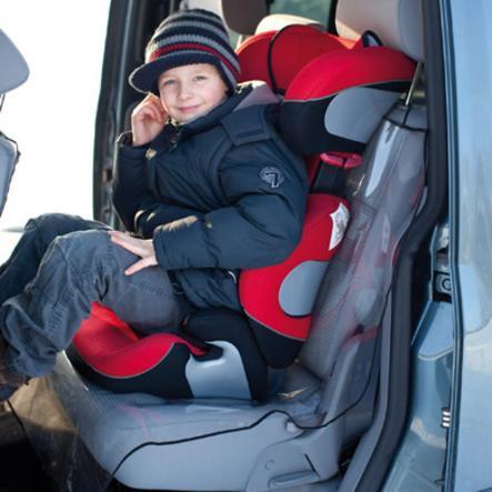 ALVI Proteggi sedile per seggiolino auto