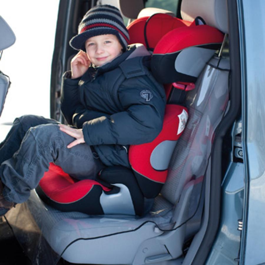 ALVI beskyttelse til bilsetet