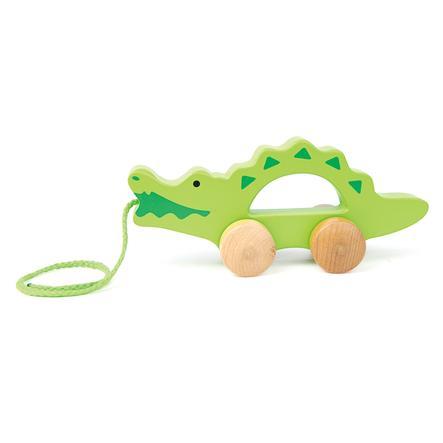 HAPE Tahací hračka- alligator