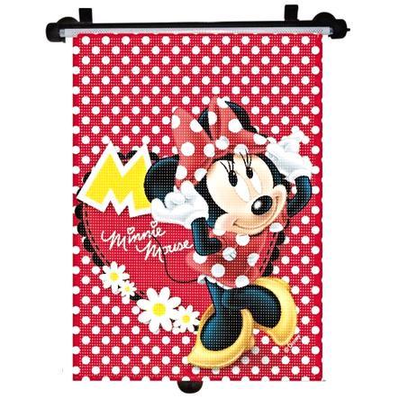 KAUFMANN Tenda Parasole a Rullo per Auto Minnie Mouse