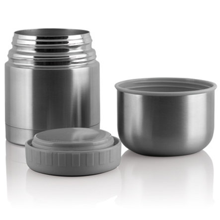 REER Stainless Steel Warmhaltebox mit Becher 350ml