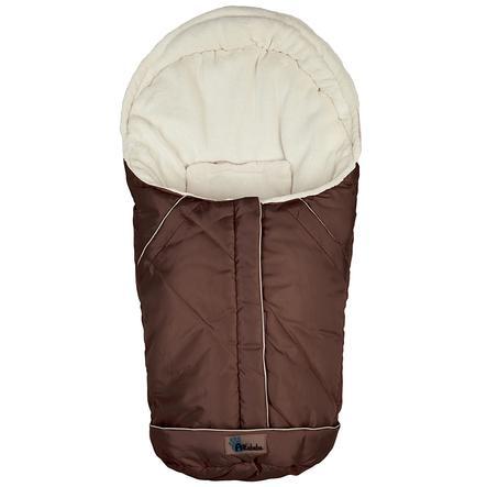 ALTABEBE Sacco a pelo invernale per seggiolino auto NORDIC (AL2003) Cream