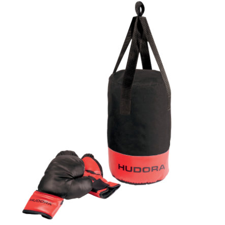 HUDORA Set de boxe punching-ball, 4 kg 74206