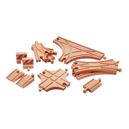 BRIO Railway Tracks and Switches