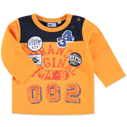 MAX COLLECTION Baby Longsleeve orange