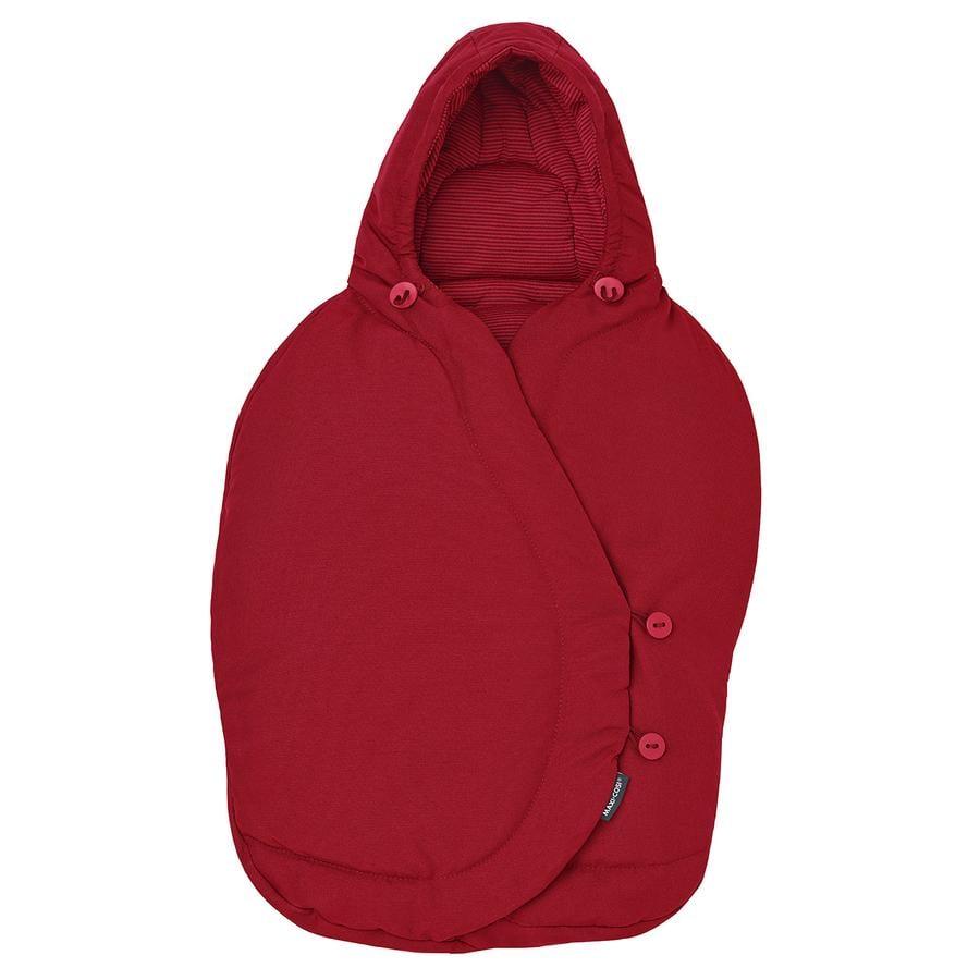 MAXI COSI Fußsack für Babyschalen Robin red