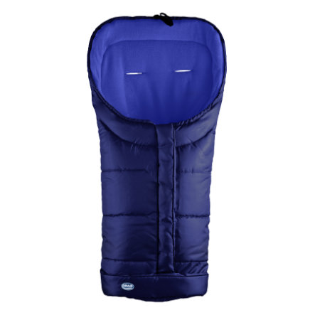 URRA Śpiworek do wózka Standart kolor granatowo-niebieski