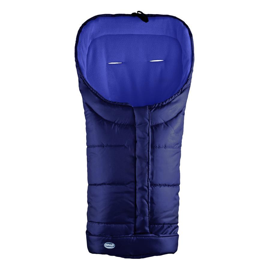 URRA Fußsack Standard groß marine/blau