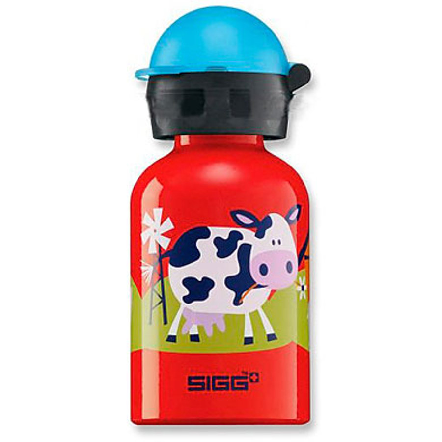 SIGG Drinking Bottle 0.3 l design Barnyard Fun