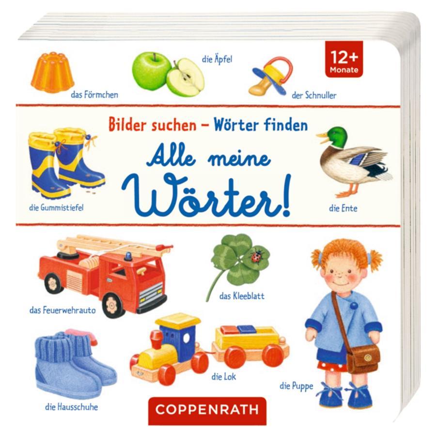 COPPENRATH Bilder suchen - Wörter finden: Alle meine Wörter!