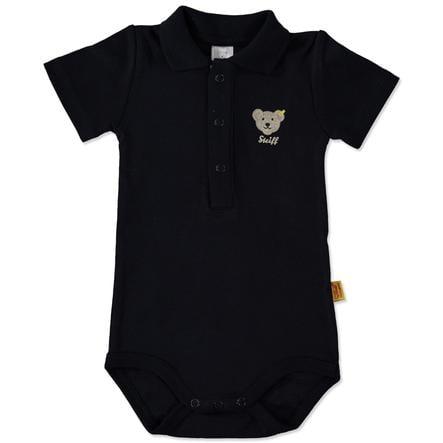 STEIFF Boys Baby Body Manica 1/4 marine