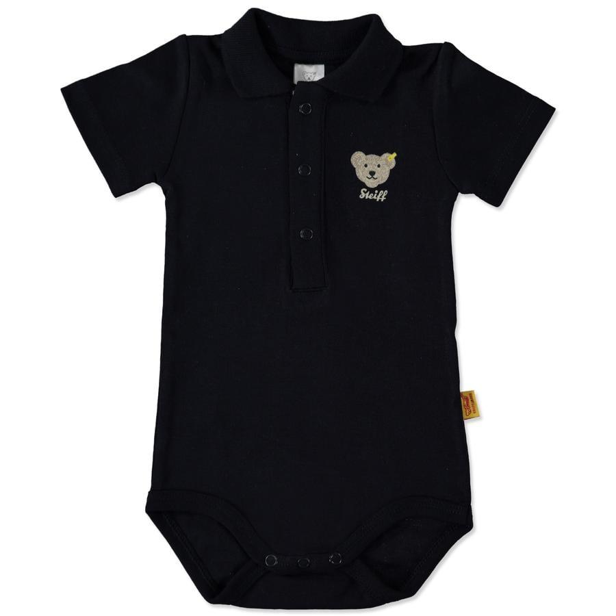 STEIFF Boys Baby Body z krótkim rękawem marine