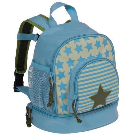 LÄSSIG Mini Plecak Starlight Oliv