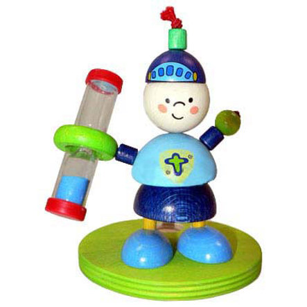 HESS Toothbrush Sand Timer Knight