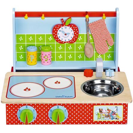 COPPENRATH Meine erste kleine Spielküche - Die Lieben Sieben