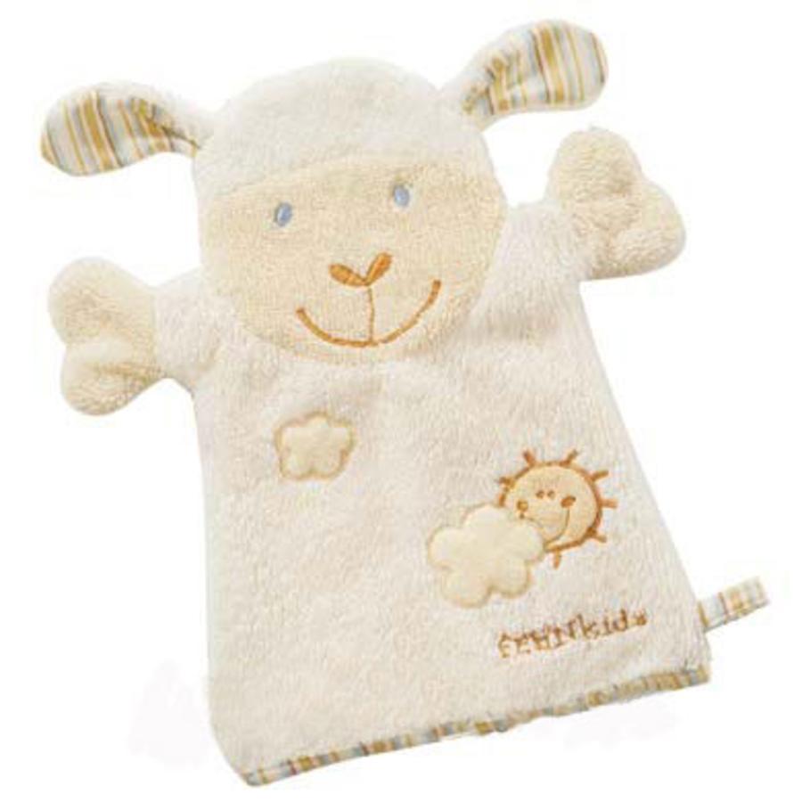 Fehn Babylove Waschhandschuh Schaf