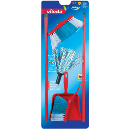 KLEIN Vileda Broom Set