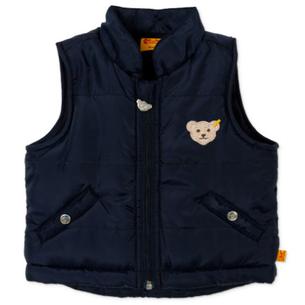 STEIFF Mini Body Warmer navy