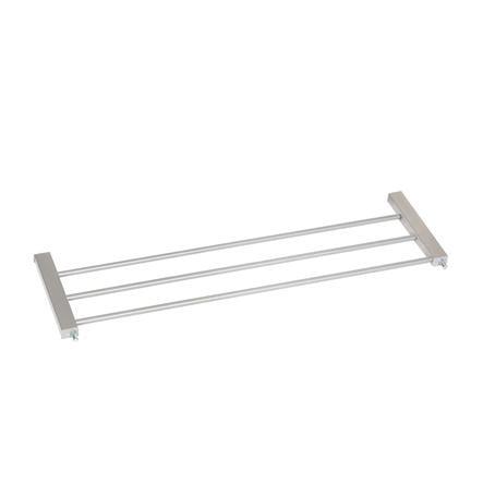 hauck Verlängerung für Türschutzgitter 21 cm Silber
