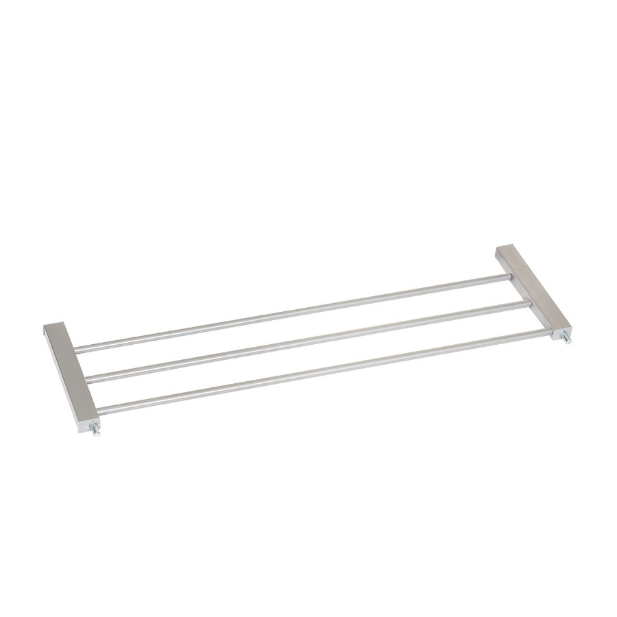 HAUCK Estensione per cancelletto 21cm silver - Stop N Safe