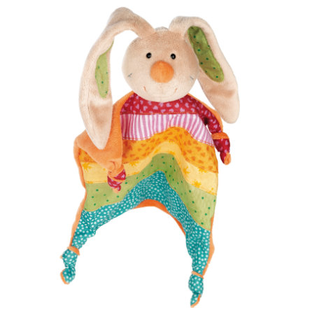 SIGIKID Knuffeldoek Rainbow Rabbit