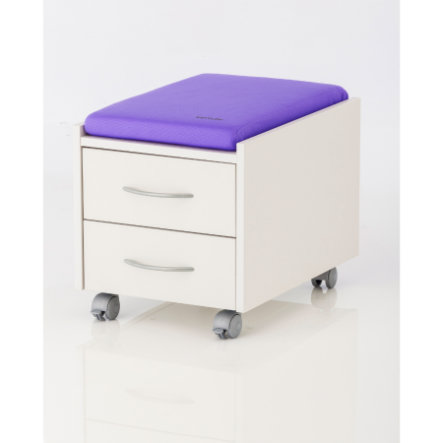 KETTLER Coussin LOGO TRIO BOX /SIT ON lilas 6775-083