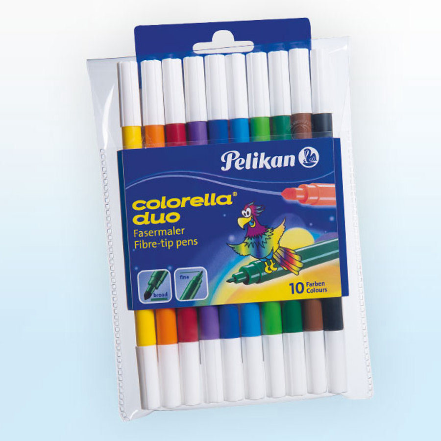 PELIKAN Flamastry Colorella® duo C407