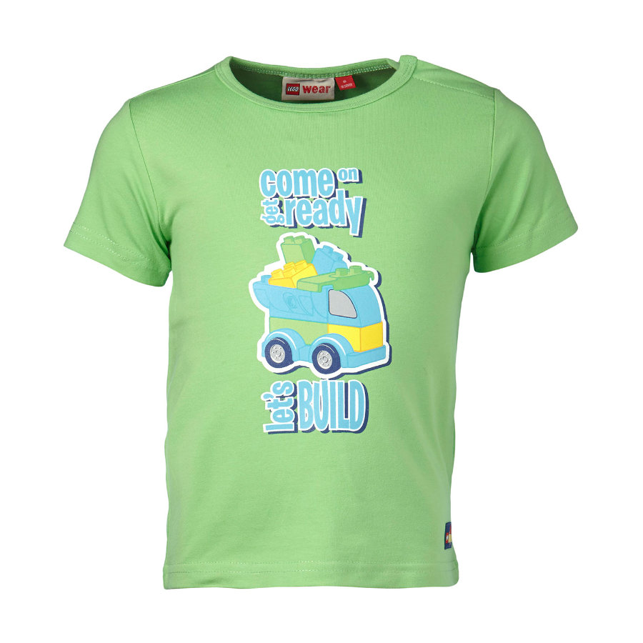 LEGO WEAR  Duplo Boys T-Shirt TOD 503 appelgroen TOD 503