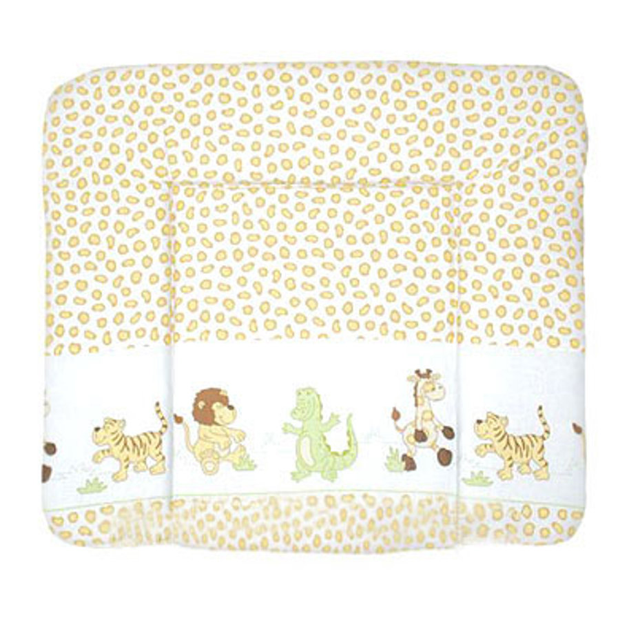 ROBA Wickelauflage soft Safari 85x75cm