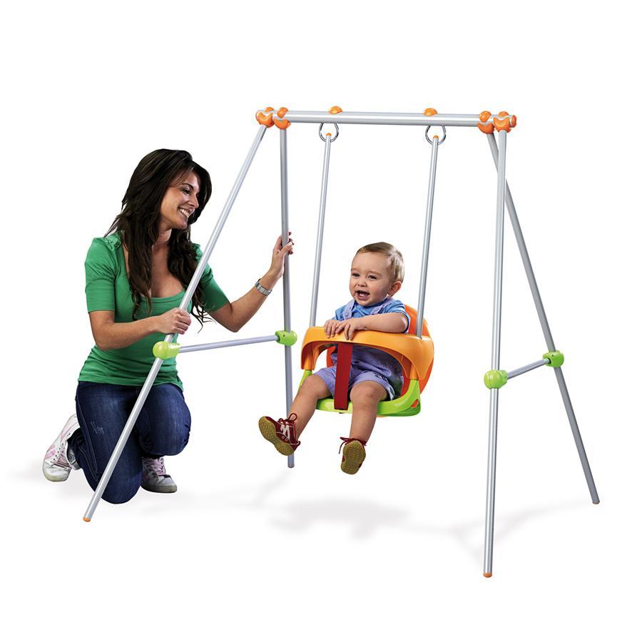 SMOBY Kovový stojan na houpačku Baby Swing