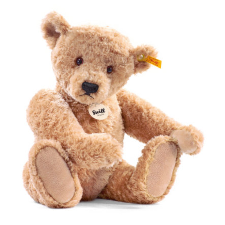 STEIFF Teddybjörn Elmar  32 cm, ljusbrun